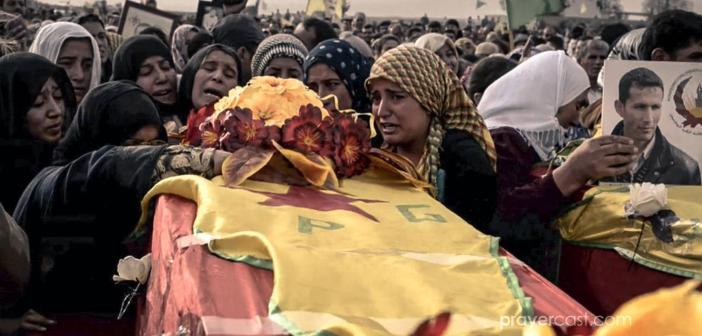 Prayercast: Islamic State