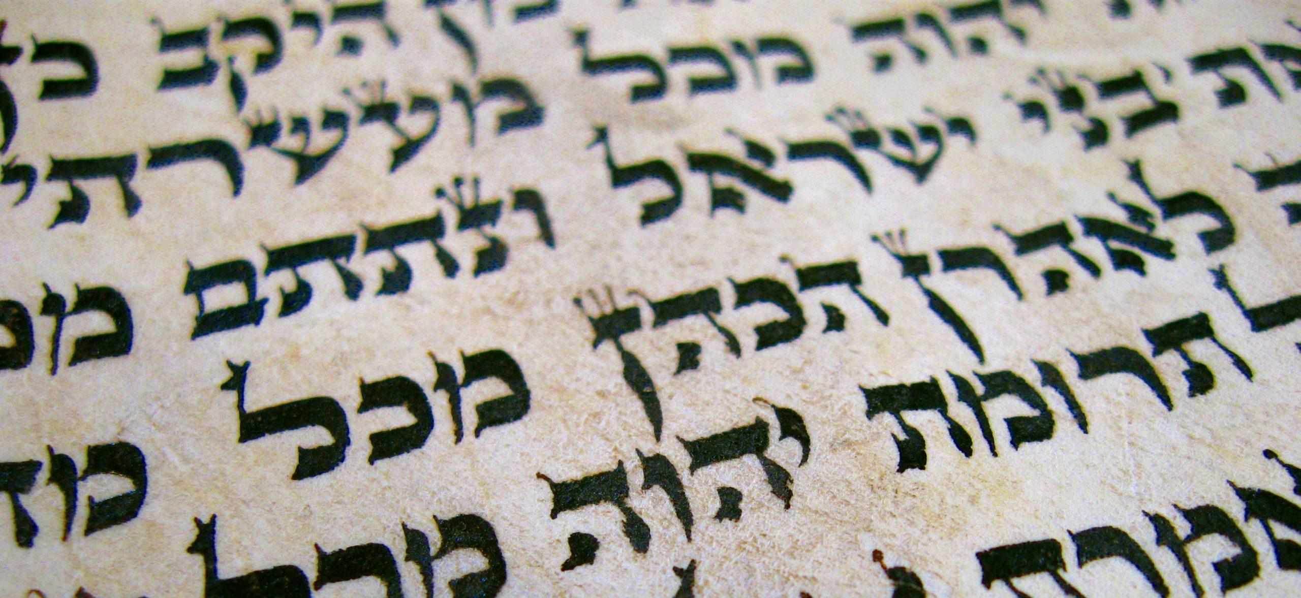 The Grammar Of Elohim