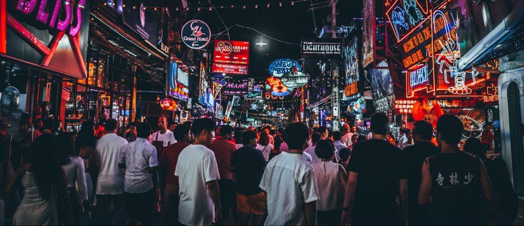 thailand sex trafficking